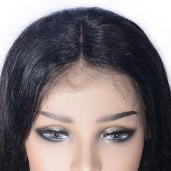 Full Lace Wig, Color 1 (Jet Black)