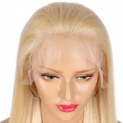 Full Lace Wig, Color 1B (Off Black)