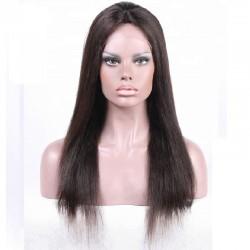 360° Lace Wig, Color 1B (Off Black)