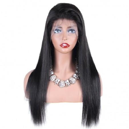 360° Lace Wig, Color 1 (Jet Black)
