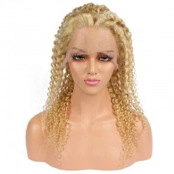 "Full Lace Wig, Bob, 10"", Color 1B (Off Black)"