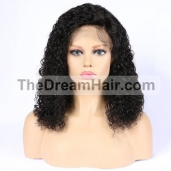 360° Lace Wig, Color 1 (Jet Black)