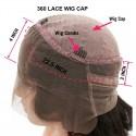 Full Lace Wig, Fringe, Highlight Color 1B/4 (Off Black / Dark Brown)