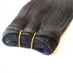 Weave, Straight, Color 1B (Off Black)