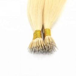 Nano Ring Hair, Color 24 (Golden Blonde)