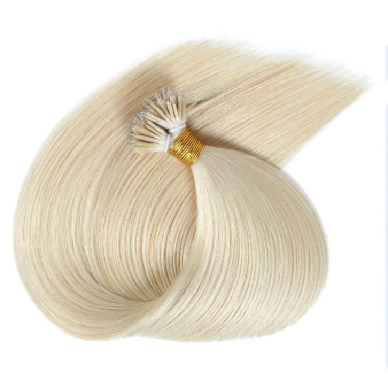 Nano Ring Hair, Color 613 (Platinum Blonde)