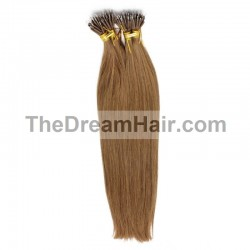 Nano Ring Hair, Color 10 (Golden Brown)