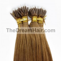 Nano Ring Hair, Color 10 (Golden Brown)