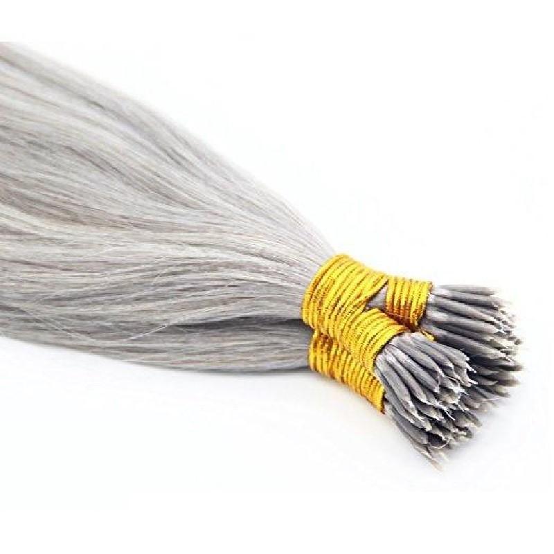 Nano Ring Hair, Color Silver