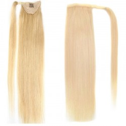 Ponytail, Colour 24 (Golden Blonde)