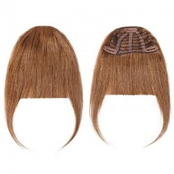 Blend in Fringe, Colour 12 (Light Brown)