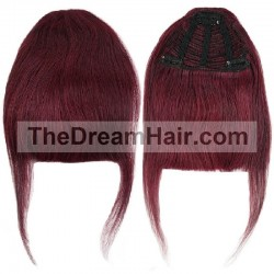 Blend in Fringe, Colour 530 (Red Wine)