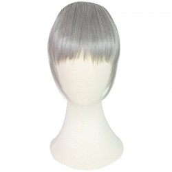 Blend in Fringe, Colour Silver
