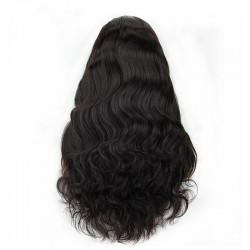 U-Part Wig, Colour 1B (Off Black)