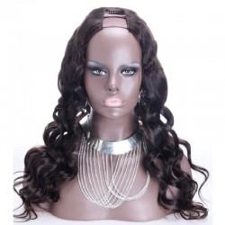 U-Part Wig, Colour 1 (Jet Black)