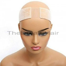 Non Slip Soft Velvet Wig Grip Adjustable Headband