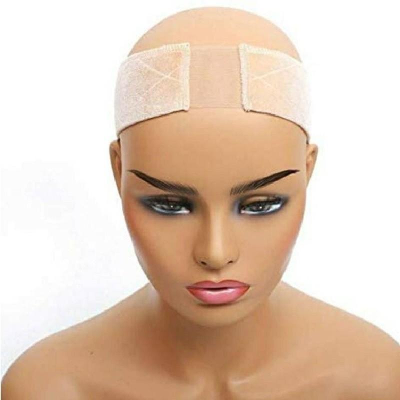 Non Slip Soft Velvet Wig Grip Adjustable Headband