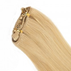 Micro Ring Weft, Colour 24 (Golden Blonde)