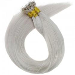 Nano Ring Hair, Color Grey