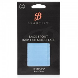 Beautify Lace Front Support Double Sided Tape Tabs, Hair Extension Tape By Walker Tape