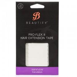Beautify Pro-Flex II Double Side Tape Tabs, Hair Extension Tape By Walker Tape