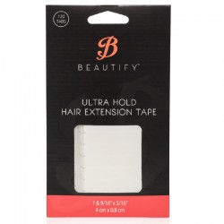 Beautify Ultra-Hold Double Sided Tape Tabs, Hair Extension Tape By Walker Tape