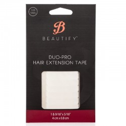 Beautify Duo-Pro Double Side Tape Tabs, Hair Extension Tape By Walker Tape