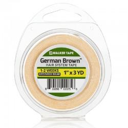 Walker Tape German Brown...