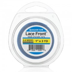 Lace Front Support Double Sided Tape Roll, For Hair System, By Walker