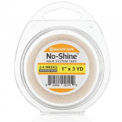 No-Shine Double Sided Tape Roll, For Hair System, By Walker Tape