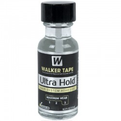 Ultra-Hold Liquid Adhesive, For Hair System, By Walker Tape