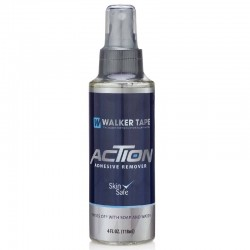 Action Adhesive Remover, For Hair System, By Walker Tape