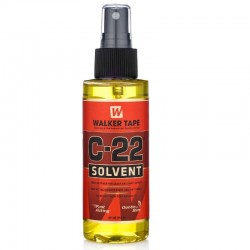 C-22 Solvent Adhesive Remover, For Hair System, By Walker Tape