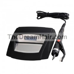 Ultrasonic Cold Fusion Machine LCD For Hair Extensions Bonding
