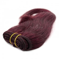 Weave Weft Hair Extensions,...